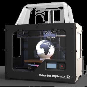 3D印表機 makerbot 2X