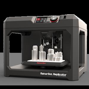 3D印表機 makerbot 5th